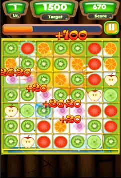 Sliced Fruit 3 Match screenshot 3