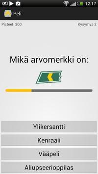 Arvomerkit screenshot 1