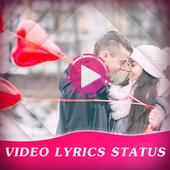 Video Lyrics Status icon