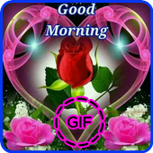 Good Morning GIF 2019 icon