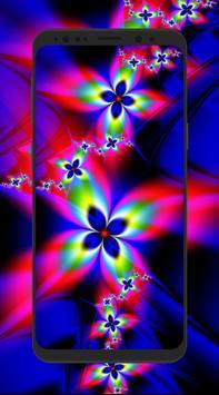 HD 3D Flower Wallpapers screenshot 1