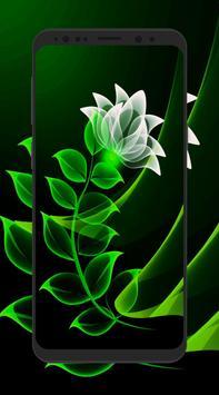 HD 3D Flower Wallpapers screenshot 3