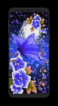 HD 3D Flower Wallpapers screenshot 7