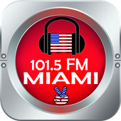 101.5 Fm Radio Miami 101.5 Radio Station icon