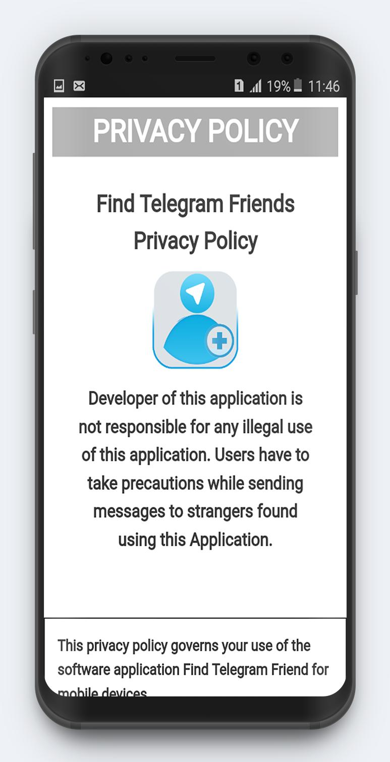 Friend Search For Telegram Find Contact Numbers for ...