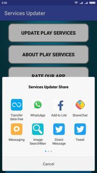 Play Services 2018 - Updates 截图 2