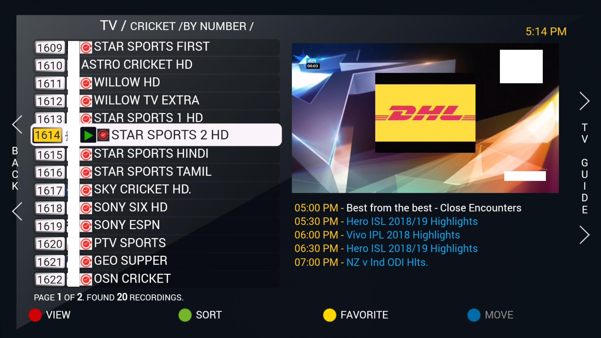 Eureka IPTV for Android - APK Download