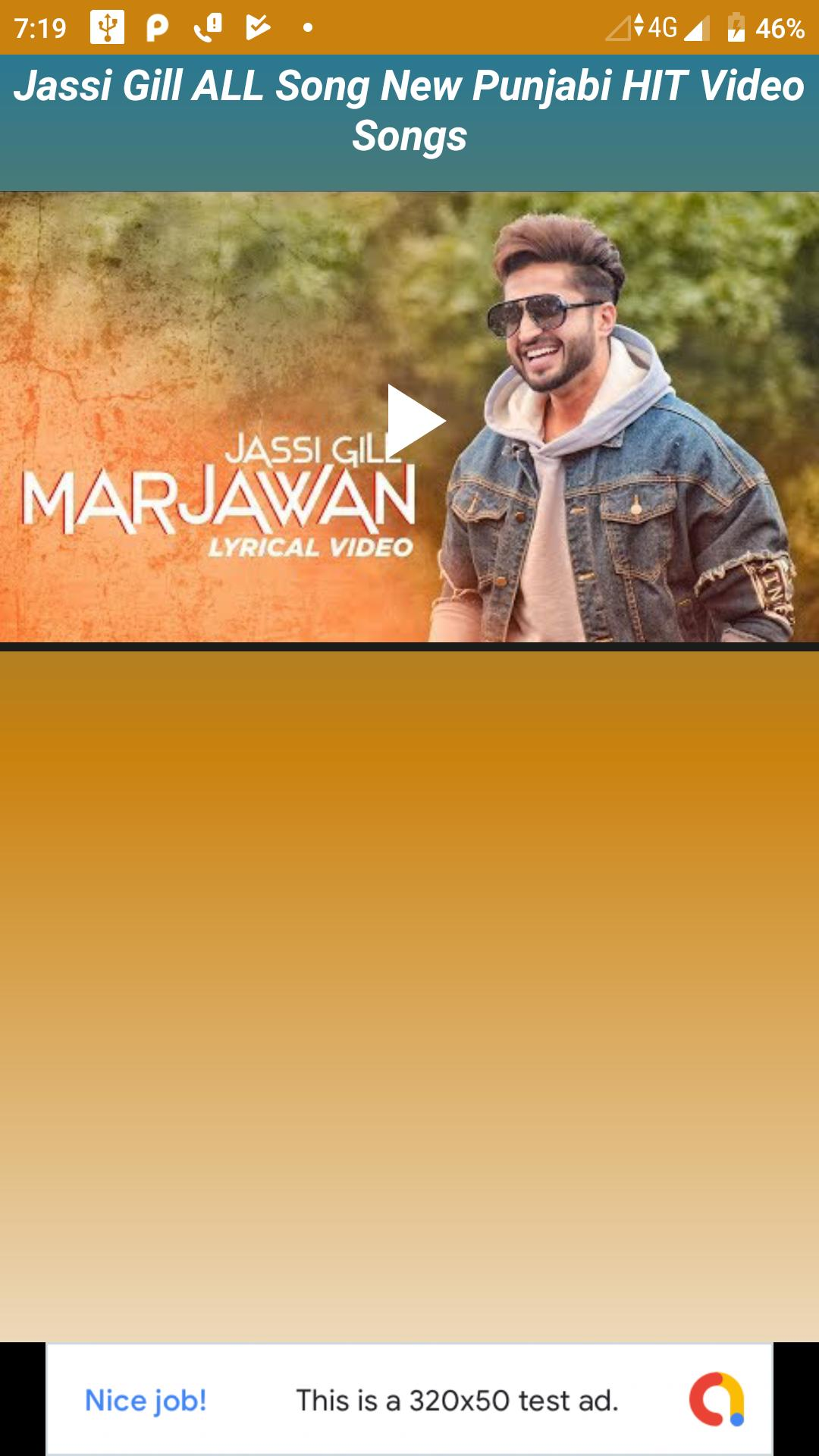 Jassi Gill ALL Song - New Punjabi Video Songs for Android