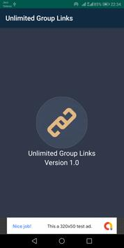 Unlimited Group Join Links for Whatsapp screenshot 2