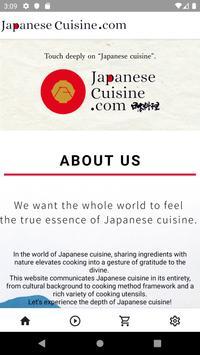 Japanese-cuisine.com poster