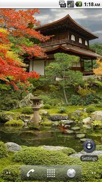 Autumn Zen Garden Free wallppr screenshot 1