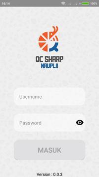QC SHARP Nauplii poster