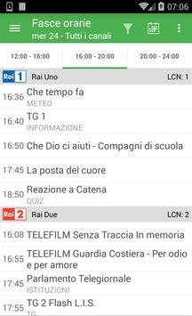 TV Guide Italy FREE screenshot 2