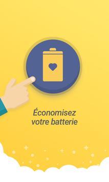 Economiseur batterie: Bataria Affiche