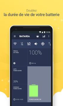 Economiseur batterie: Bataria capture d'écran 1