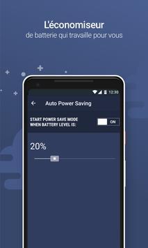 Economiseur batterie: Bataria capture d'écran 2