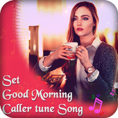 Set Good Morning Caller Tune Song icon