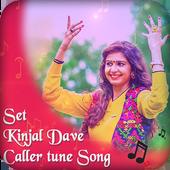 Set Kinjal Dave Caller Tune Song icon