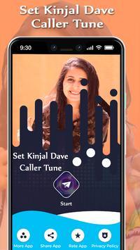 Set Kinjal Dave Caller Tune Song poster
