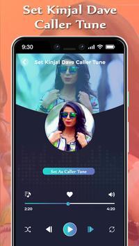 Set Kinjal Dave Caller Tune Song screenshot 2