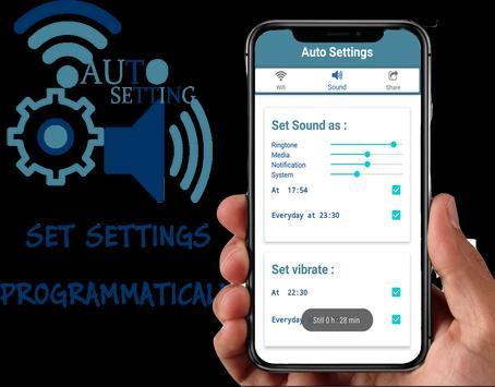 Auto settings screenshot 4