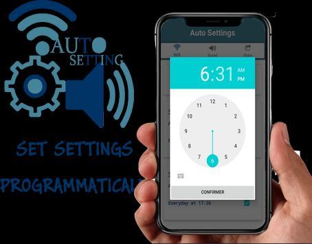 Auto settings screenshot 5