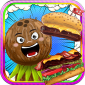 🔥Cook It Fever: Cooking Dash Chef Restaurant Game icon
