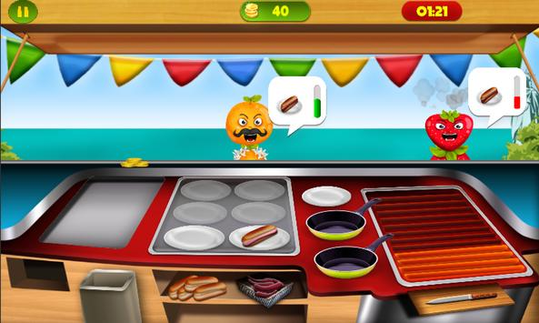 🔥Cook It Fever: Cooking Dash Chef Restaurant Game screenshot 1