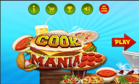 🔥Cook It Fever: Cooking Dash Chef Restaurant Game screenshot 2