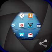 Screenshot X icon