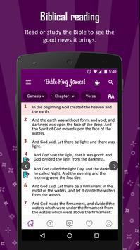 BIBLE American Standard and King James screenshot 3