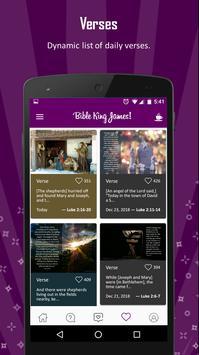 BIBLE American Standard and King James screenshot 1