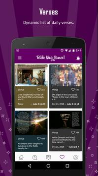 BIBLE American Standard and King James screenshot 8