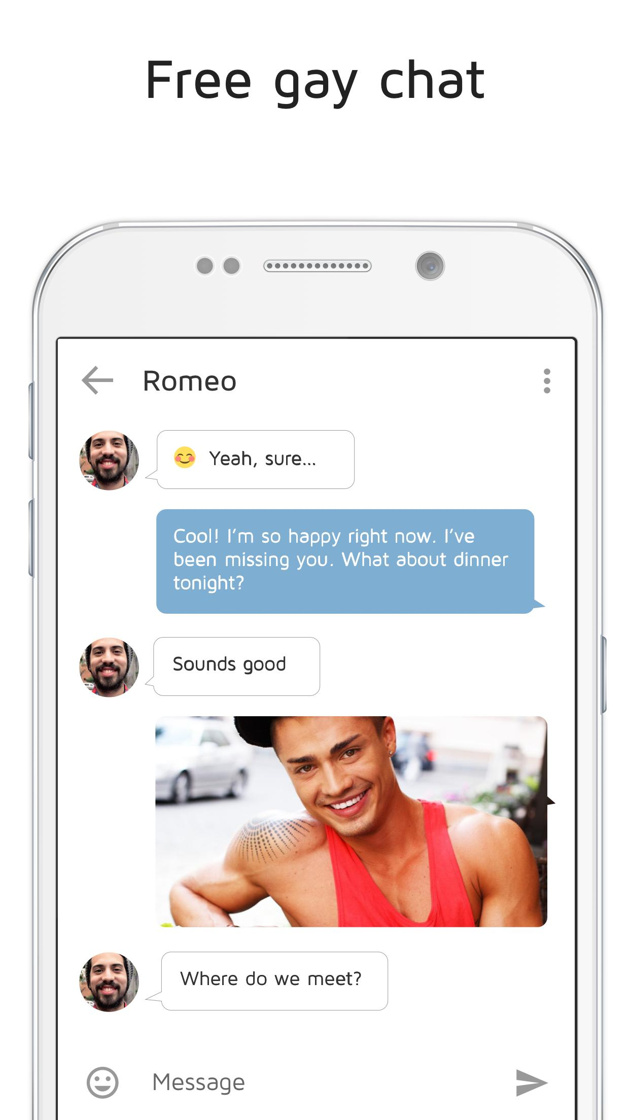 Gay Dating & Gay Chat – DISCO for Android - APK Download