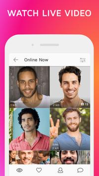 Live Video Chat – CURLY screenshot 1