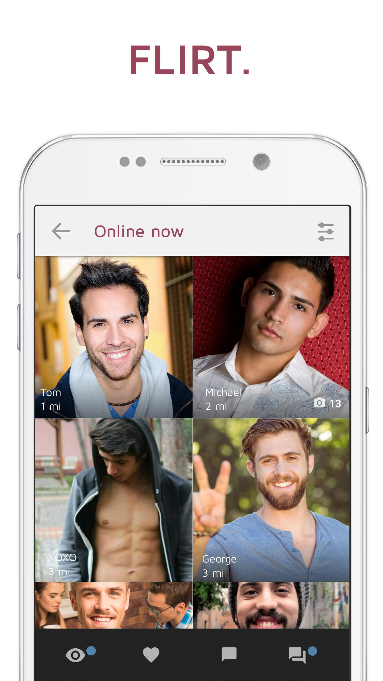 JAUMO Dating - Flirt With Local Singles for Android - APK