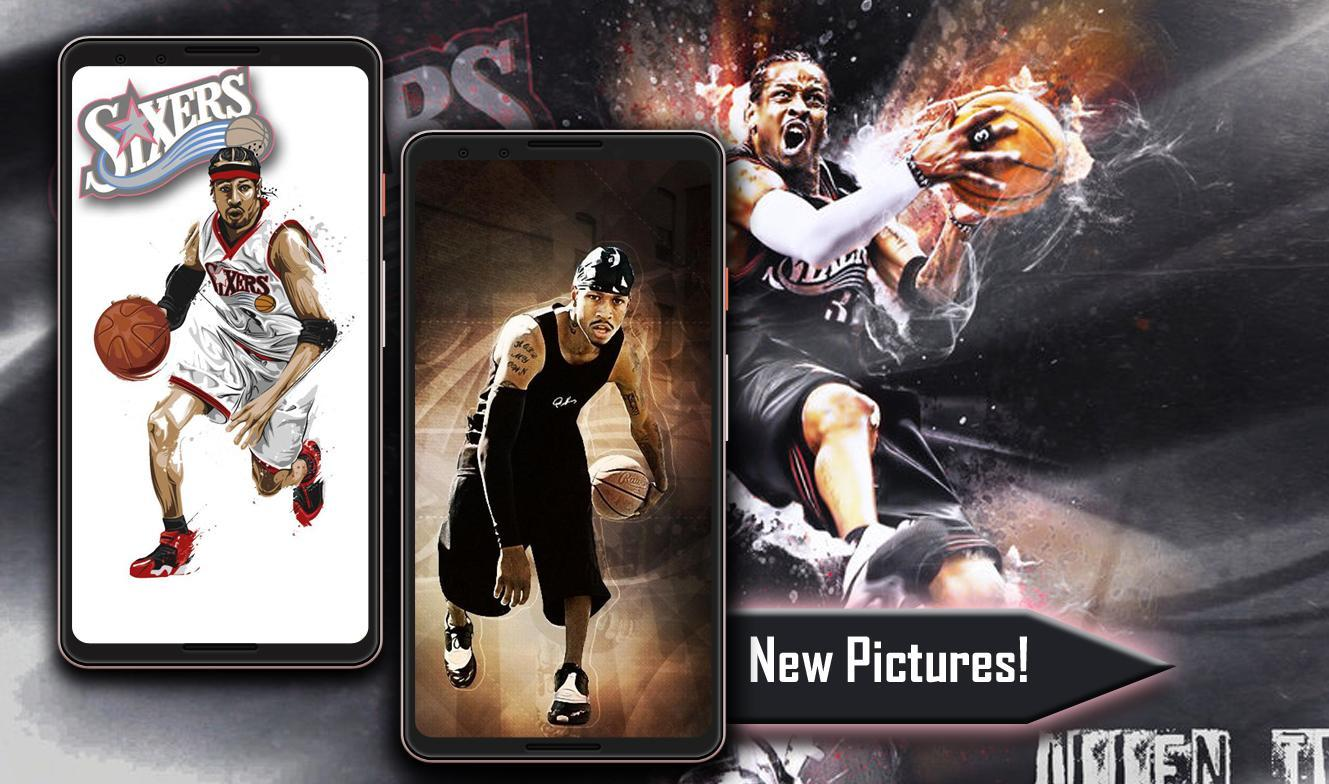 Allen Iverson Wallpaper Hd For Android Apk Download