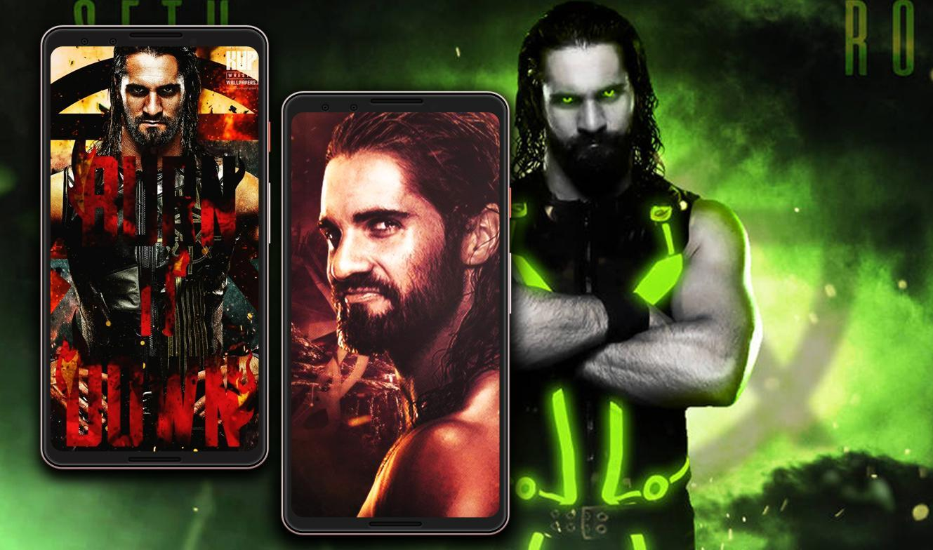 Seth Rollins Wallpaper Hd For Android Apk Download