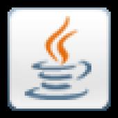 Java Manager; Emulate Java simgesi