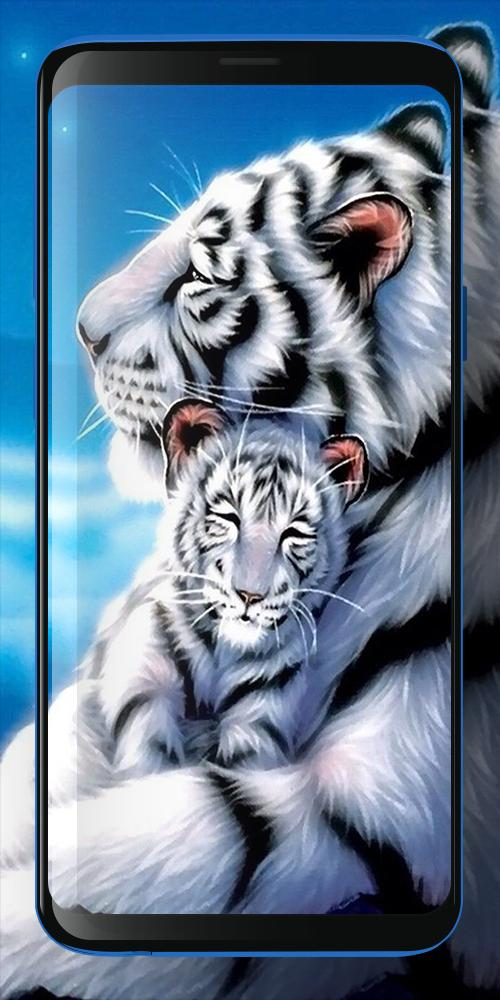 Tiger Wallpapers And Backgrounds For Android Apk Download