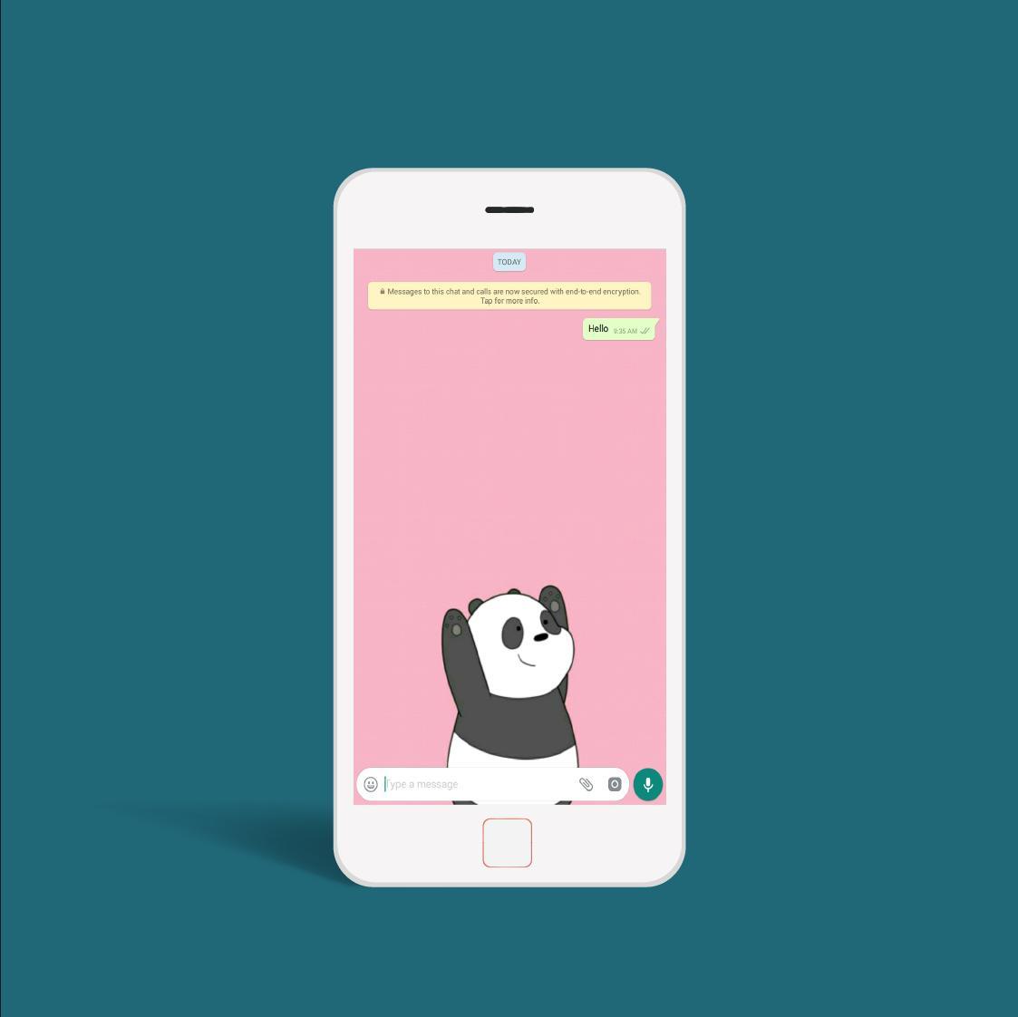 Wallpaper Untuk WA WhatsApp For Android APK Download