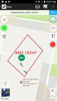 JAVAD Mobile Tools for authorised Receivers captura de pantalla 4