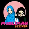 Muslimah Sticker for WhatsApp icon
