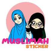 Muslimah Sticker for WhatsApp icon
