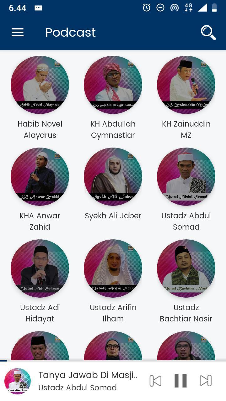 1000+ Ceramah UAS Ustadz Somad 2020 Terbaru MP3 for ...