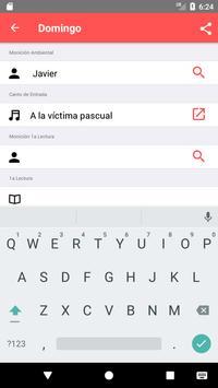 iResucito screenshot 4