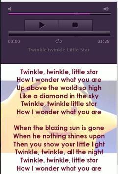 Popular English Kids Songs screenshot 2