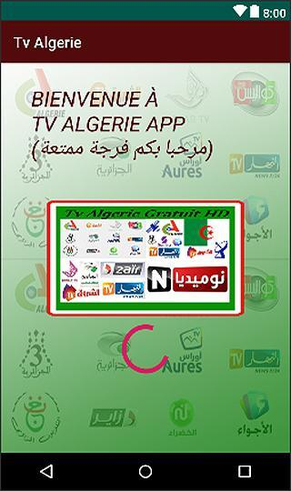Tv Algerie for Android - APK Download