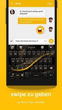 GO Tastatur Screenshot 5