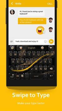 GO Keyboard screenshot 6